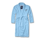 Bathrobe Light Blue
