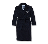 Bathrobe navy