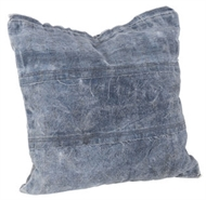 Blue location cushioncover