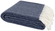 ESTER BLUE Throw