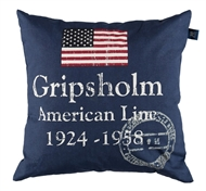 CUSHIONCOVER AMERICAN LINE