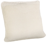 Hampton N.Y Cushioncomer white