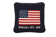 Newport Knitted Pillow