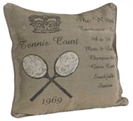 ROYAL TENNIS Cushioncover